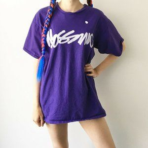 80s Vintage Mossimo Graphic Tee Shirt USA Surf L